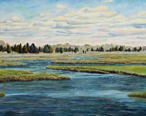 Blue Water Marsh