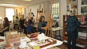 Art Complex Museum students
